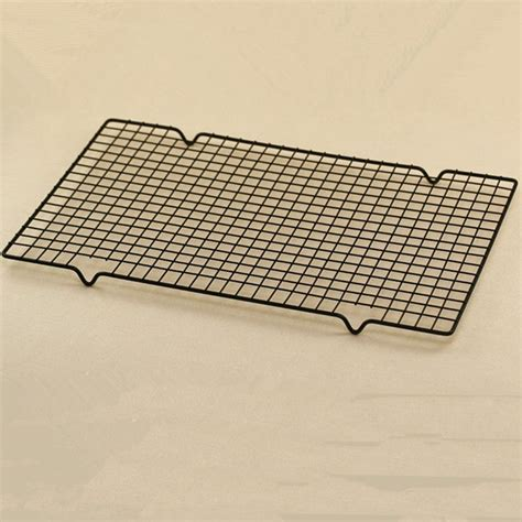 carbons steel oven safe non stick cooling rack in baking