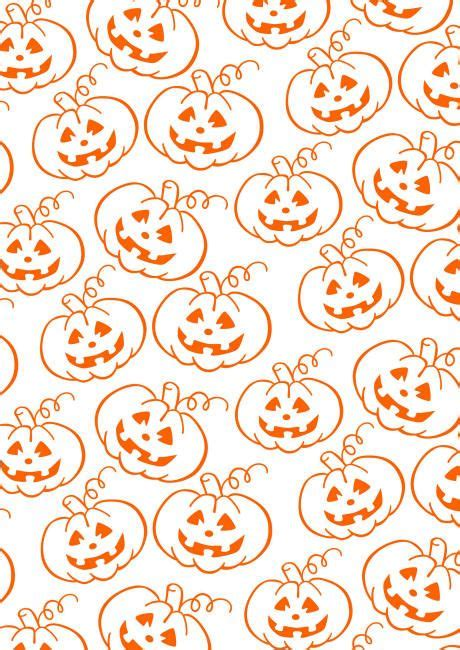 Printable Halloween Wrapping Paper | free printable halloween scrapbook and wrapping paper in 2