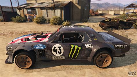 hoonicorn v2 ford mustang rtr hoonicorn v2 1965 for gta 5