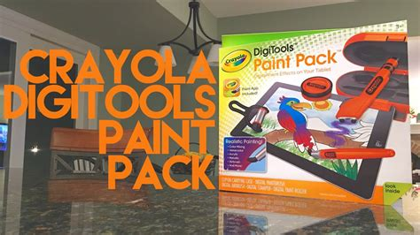 Crayola Digitools Paint Pack crayola digitools paint pack