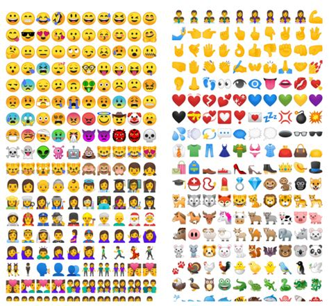 emoji for android free new android o emoji 1 techora