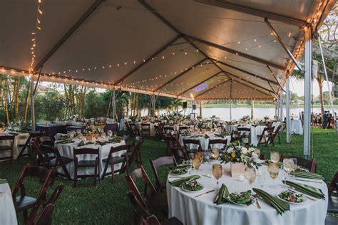 elegant backyard wedding  majestic vision