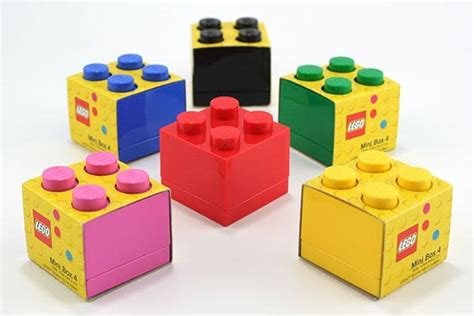 Storage Box Miniso lego mini storage box gadgetsin
