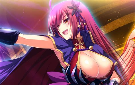 ps4 ps3 sengoku hime 5 trailer shows nobunaga