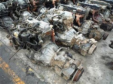 Motor Trade Gapan by Taiwan Used Diesel Engine For Japanese Engine Hino