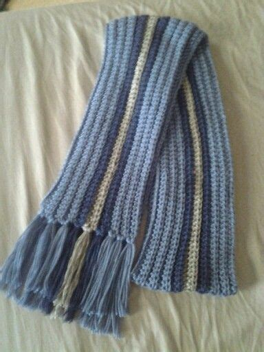 crocheted mens scarf crochet tutorials and patterns