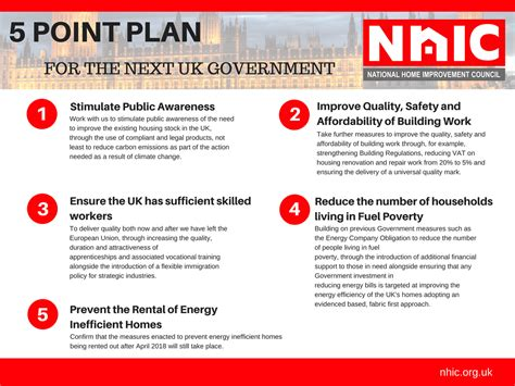 five point plan issued to government glass times