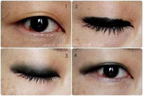 Eyeshadow And Eyeliner tip and how to using eyeliner as an eyeshadow base my