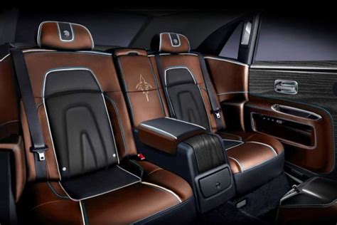 rolls royce concept interior rolls royce cullinan suv concept review release date
