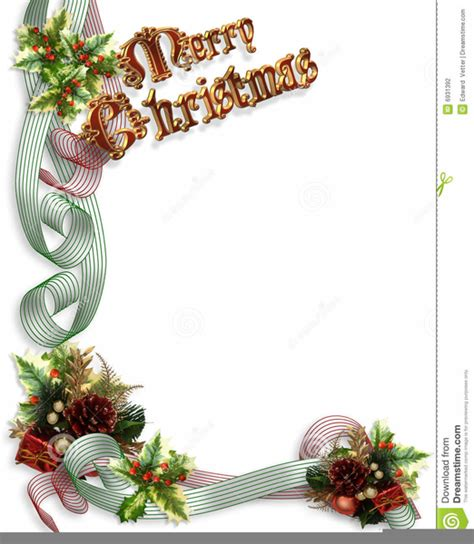 clipart di natale clipart cornici di natale gratis free images at clker