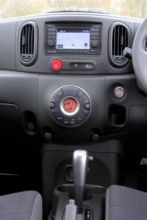 nissan cube interior accessories nissan cube estate 2010 2010 features equipment and