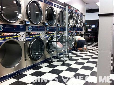 laundromats near me points near me