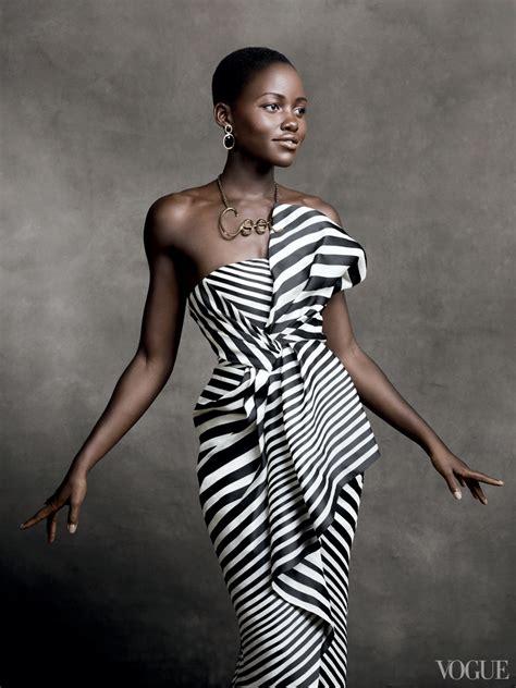 black female models 2014 lupita nyong o actress