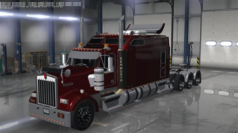 new kenworth w900 kenworth w900 long remix ats v1 5 modhub us