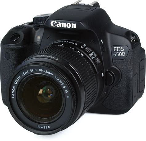 Kamera Eos 650d Canon canon eos 650d testbericht