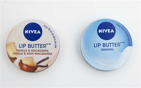 Lip Nivea 1 nivea lip butters