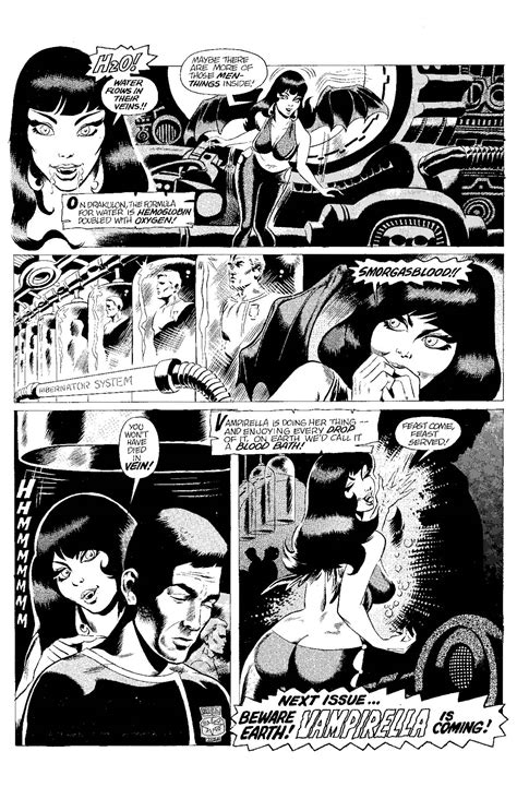 Dynamite® Vampirella: The Essential Warren Years Vol. 1 Tpb