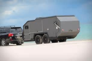 Outdoor Camp Kitchen - bruder exp 6 off road trailer uncrate