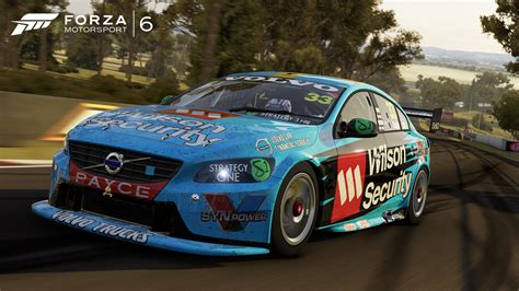 Auto Tuning Xbox 360 by Race With V8 Supercars Australia In The Forza