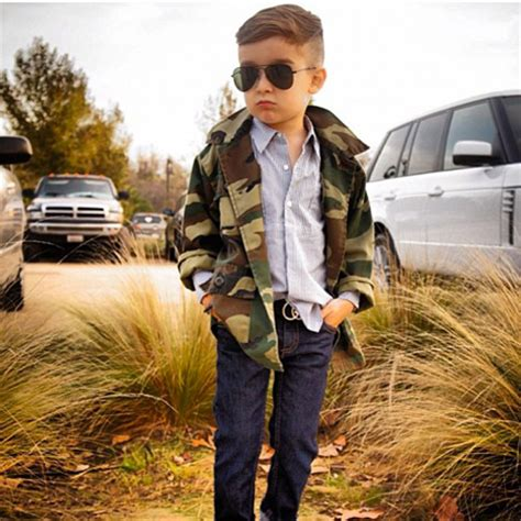 5 year boy winter hair cuts alonso mateo 5 ans devient l enfant le plus styl 233 d