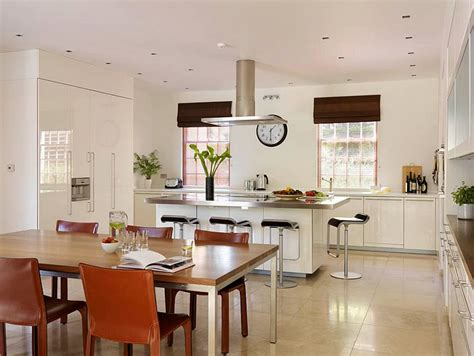 stainless steel kitchen island with seating transform your kitchen into a social hub ideas tips and