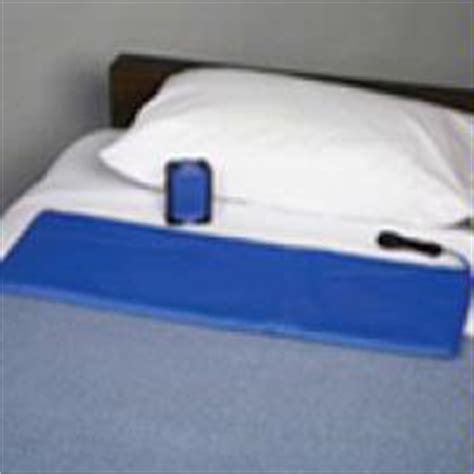bed alarm pad bed sensor pad alarm system by alimed
