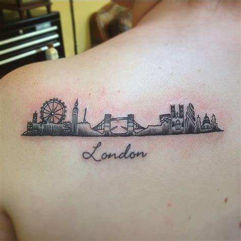 tattoo london bridge best 20 london skyline tattoo ideas on pinterest