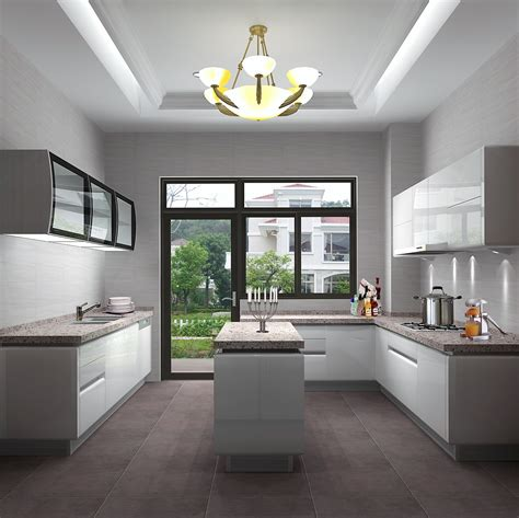 Sleek Modular Kitchen Designs   Sleek Kitchens Nirmal