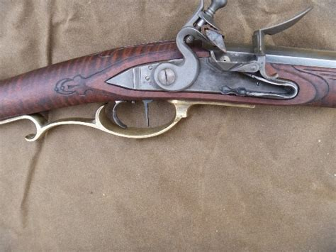 Handmade Flintlock Rifles - maccrea s custom flintlocks and accouterments verner rifle