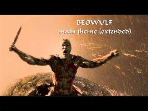 themes for beowulf beowulf main theme extended youtube