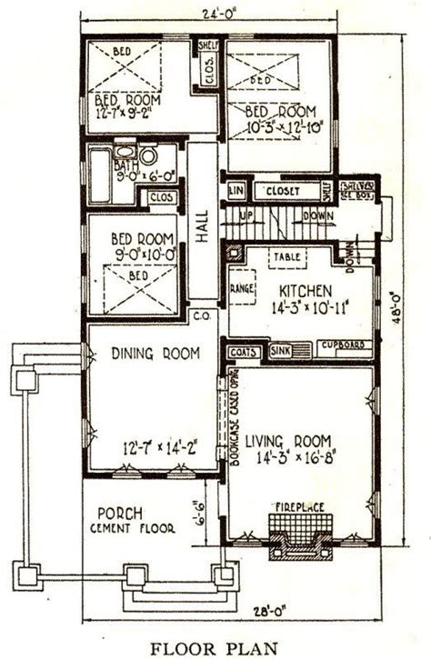 chicago bungalow house floor plans escortsea