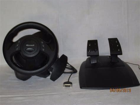 volante microsoft volante microsoft sidewinder feedback r 98 90 em