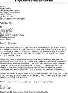 how to write a cover letter exles how to write a cover letter for dental cover