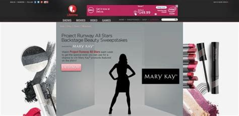Project Runway Sweepstakes - mylifetime com mkallstars project runway all stars backstage beauty sweepstakes