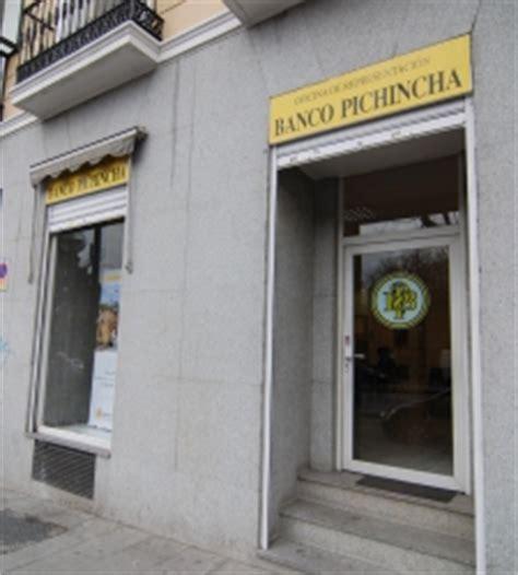 banco del pichincha valencia el banco ecuatoriano pichincha ya tiene licencia para