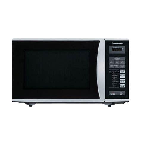 Daftar Oven Panasonic jual panasonic nn st342mtte black microwave harga