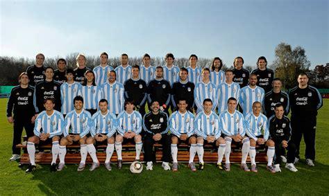 mi mundo de seleccion argentina