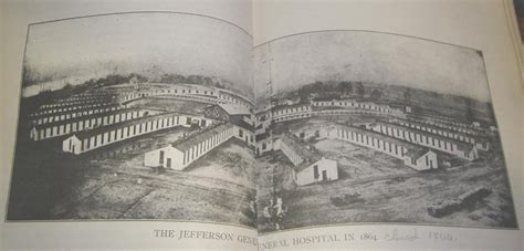 Clark County Civil Search File Jefferson General Hospital 1864 Clark County