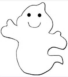 ghost template printable ghost templates playbestonlinegames