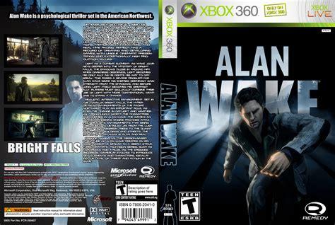 alan walker xbox 360 alan wake xbox360 x191 bem vindo a 224 nossa loja