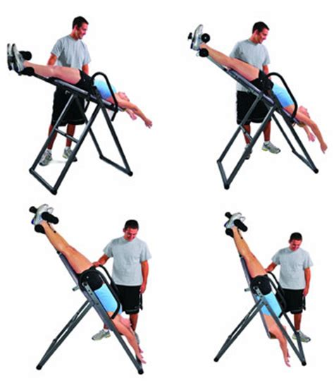 do inversion tables help sciatica