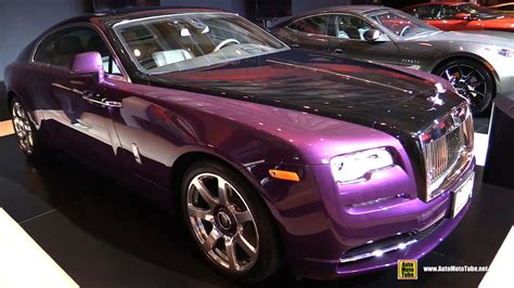 rolls royce wraith interior 2017 2017 rolls royce wraith exterior and interior walkaround