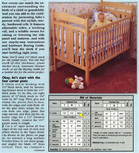 59 baby furniture plans baby furniture woodworking plans