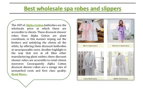 Cotton Alpha Numeric Magic Sand 1 best wholesale spa robes and slippers