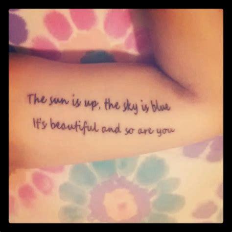 beatles lyrics tattoo ideas 33 beatles lyrics tattoos