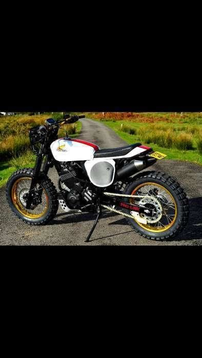 Honda Motorrad Xl 500 by Honda Xl 500 Brick7 Motorcycle