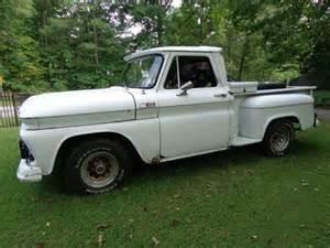 1965 Chevy Truck Custom Wheels Purchase Used 1965 Chevrolet Custom C10 Stepside