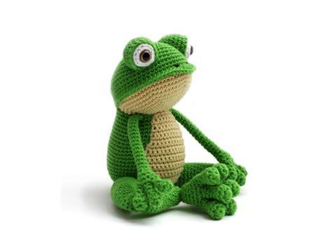 amigurumi pattern frog fritz the frog amigurumi pattern amigurumipatterns net