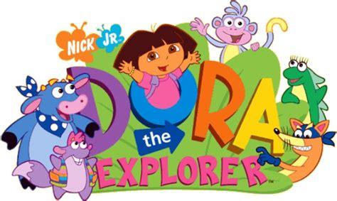 dibujos infantiles zoe image dora the explorer logo with characters jpg