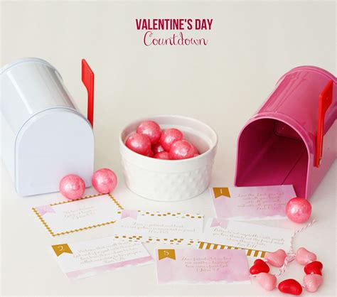 countdown to valentines day s day countdown calendar mirabelle creations